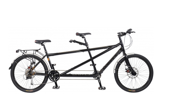 Dawes Double Edge Tandem cycle hire