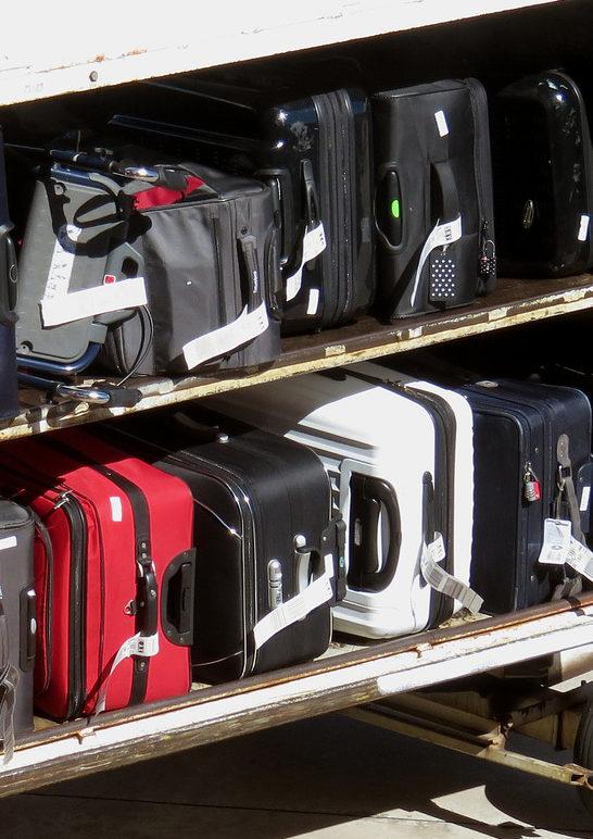 baggage movements